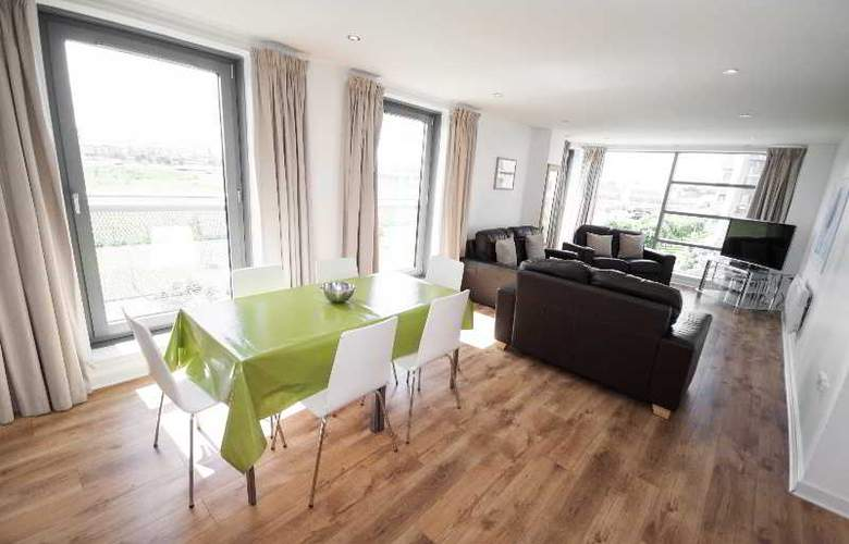 Ocean Apartments - Room - 7