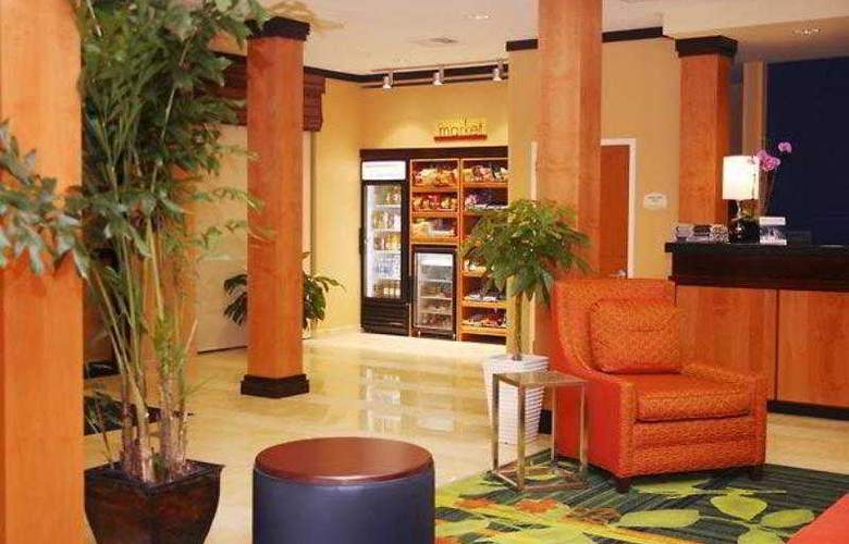 Fairfield Inn & Suites Tehachapi - Hotel - 27