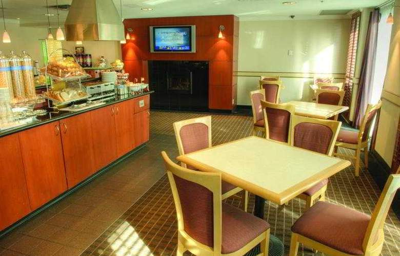 Hampton Inn & Suites by Hilton Downtown Vancouver - Restaurant - 5