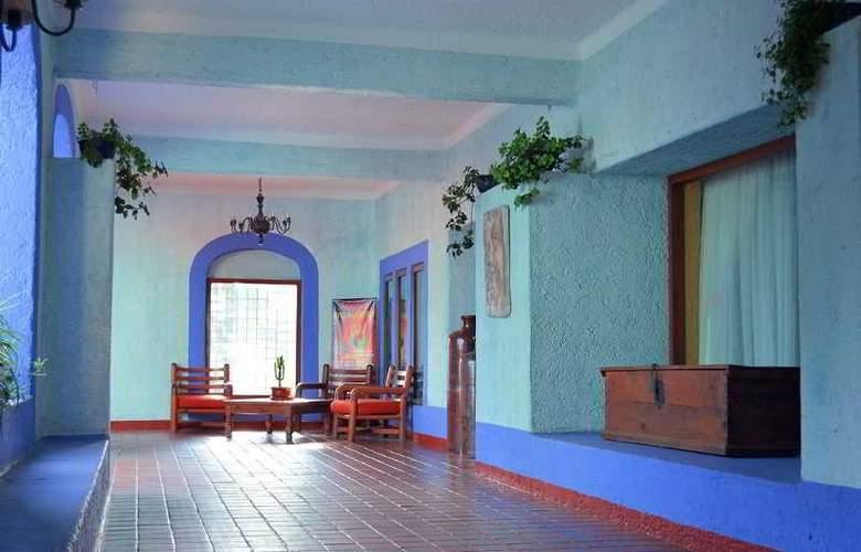 Villas Arqueologicas Teotihuacan - Hotel - 11