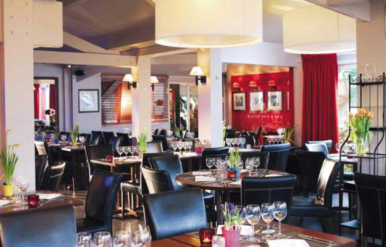 INTER-HOTEL ACADIE - Restaurant - 11