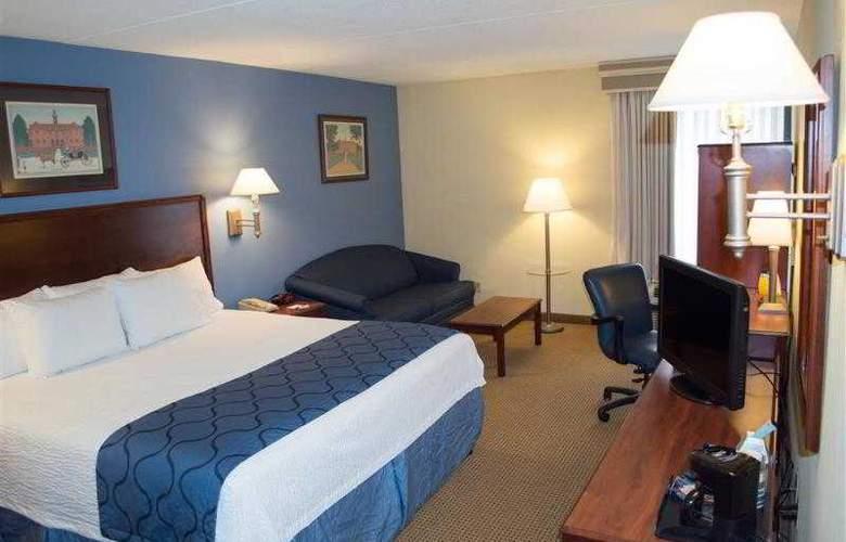 Best Western Plus Portsmouth-Chesapeake - Hotel - 36