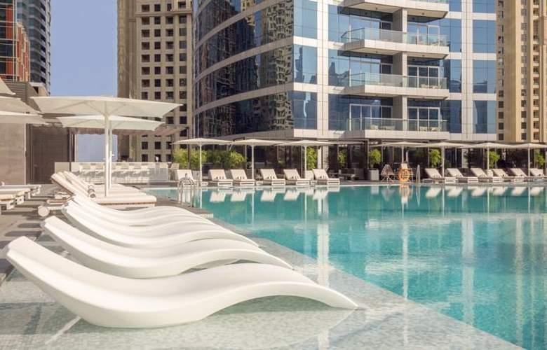 Intercontinental Dubai Marina - Pool - 4