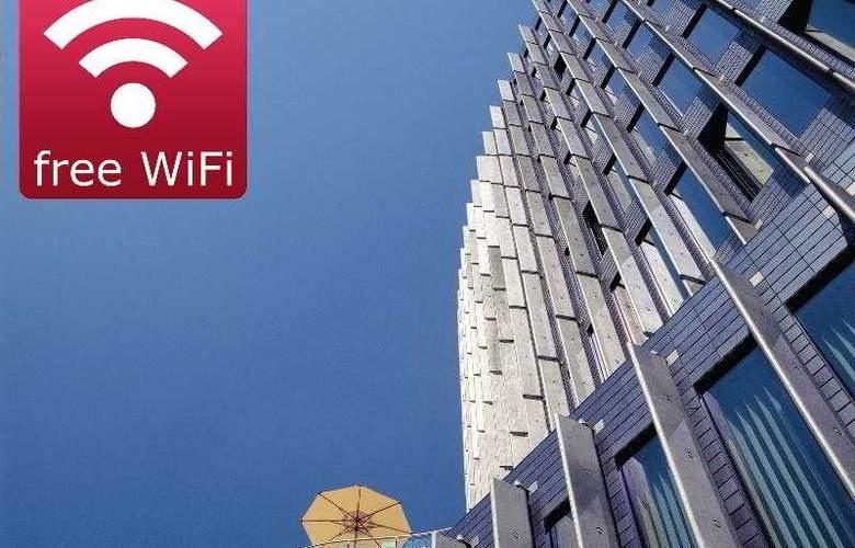 Swissotel Berlin - Hotel - 10