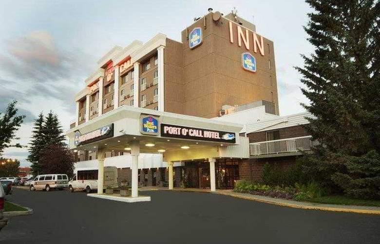 Best Western Port O'Call Hotel Calgary - Hotel - 53