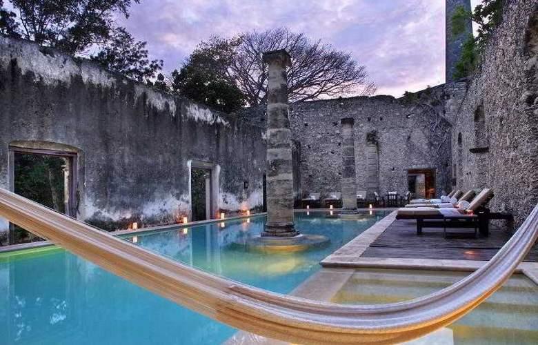 Hacienda Uayamon Boutique - Pool - 13