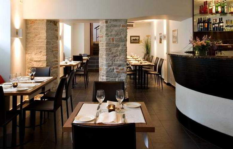 Von Stackelberg Hotel Tallinn - Restaurant - 12