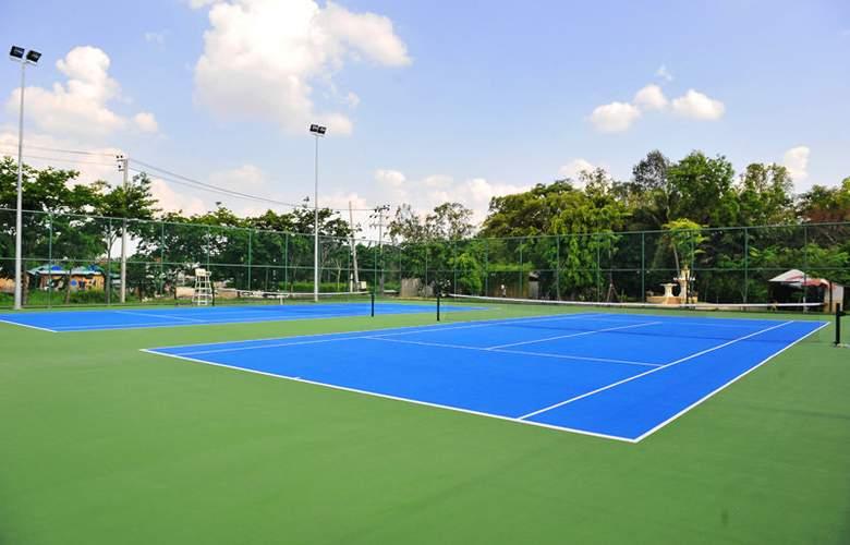 Buddy Oriental Riverside Nonthaburi - Sport - 21