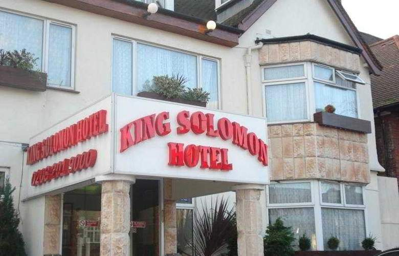 King Solomon - Hotel - 0