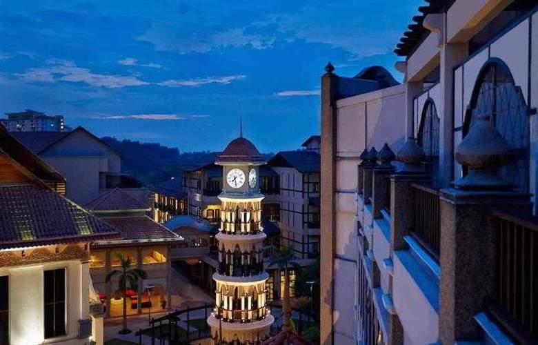 Pullman Putrajaya Lakeside - Hotel - 40