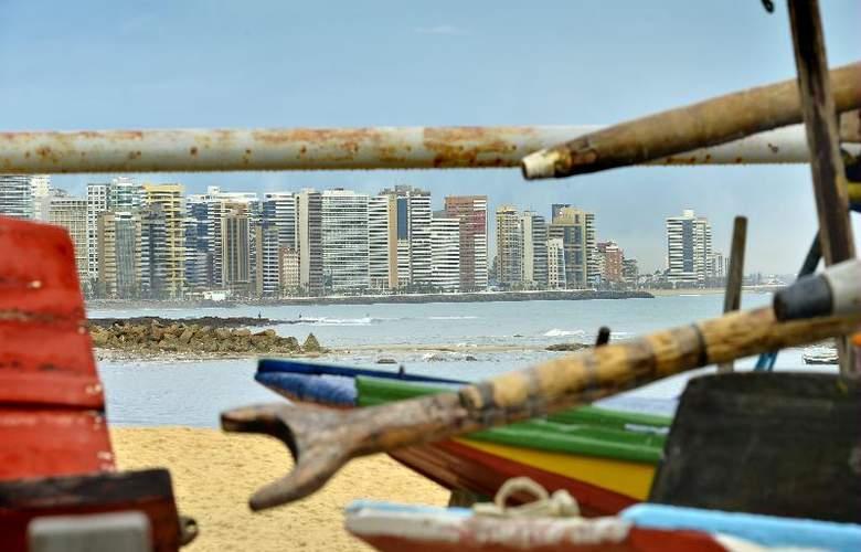 A Sambura Praia - Beach - 13