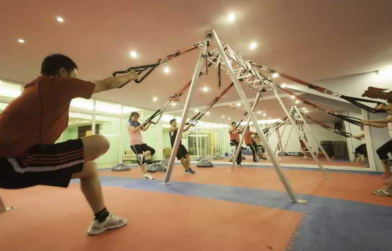 Fairtex Sport Club & Hotel - Sport - 28
