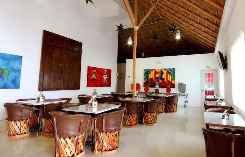 Hotel Zar Colima - Restaurant - 20