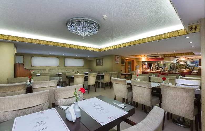 Osmanbey Fatih Hotel - Restaurant - 22