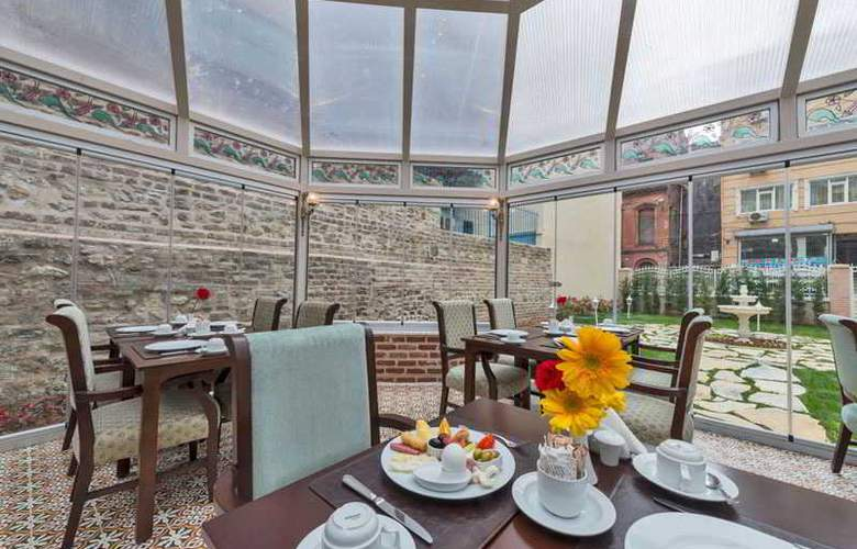 Enderun Hotel Istanbul - Restaurant - 24