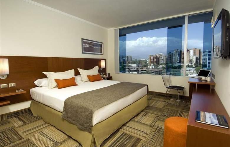 Best Western Premier Marina Las Condes - Room - 2