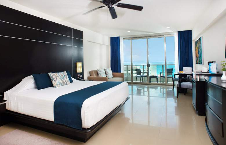 Seadust Cancún Family Resort - Room - 20