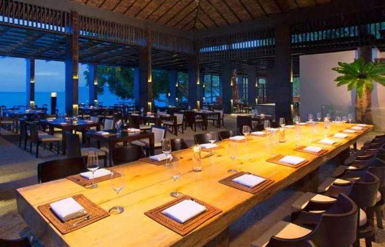 The Andaman, a Luxury Collection Resort, Langkawi - Restaurant - 50