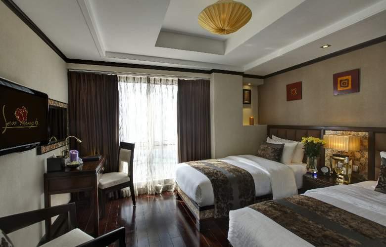 Golden Lotus Luxury Hotel - Room - 0