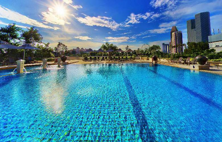 Parkroyal on Beach Road - Pool - 14
