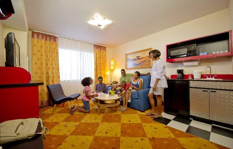 Disney's Art of Animation Resort - Room - 6