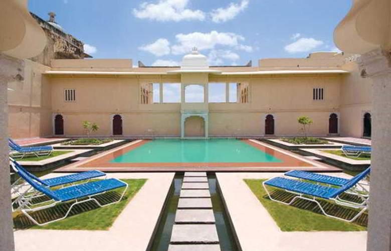 Sardargarh Heritage - Pool - 8