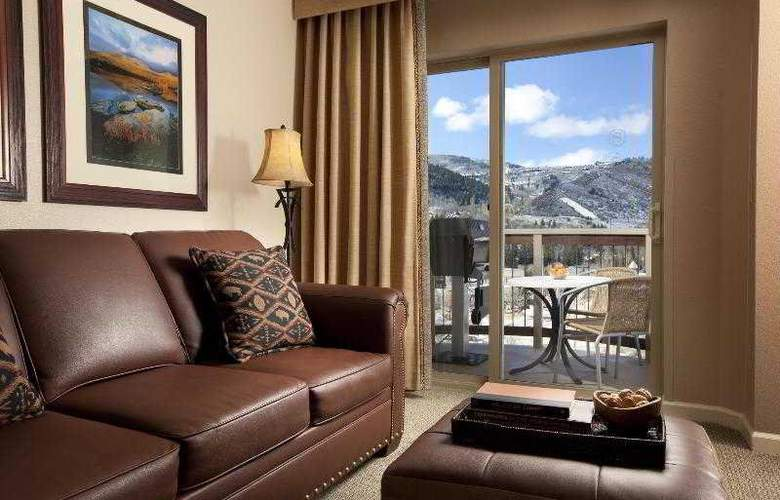 Sheraton Mountain Vista - Room - 20