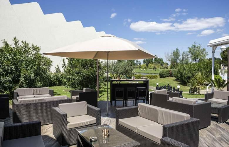 Novotel La Grande Motte Golf - Terrace - 6