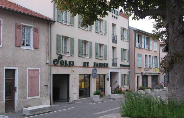Soleil et Jardin - Hotel - 0