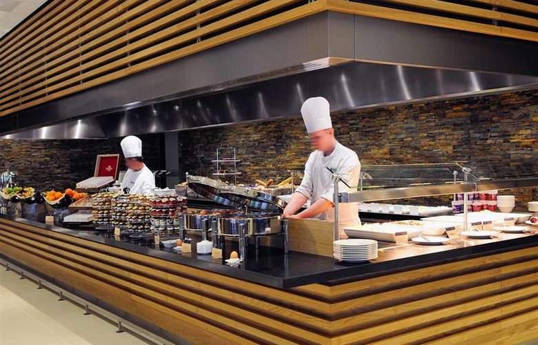 Novotel Amsterdam City - Restaurant - 15