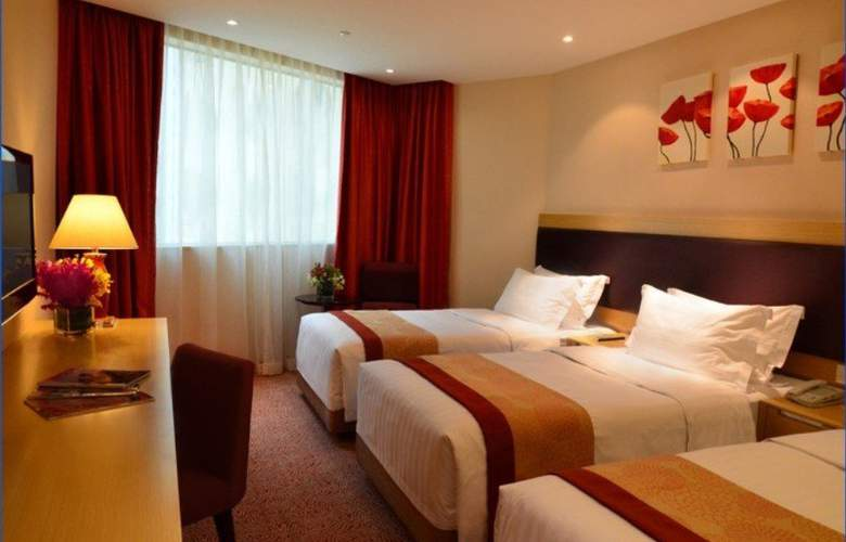 Grandview Hotel Macau - Room - 8