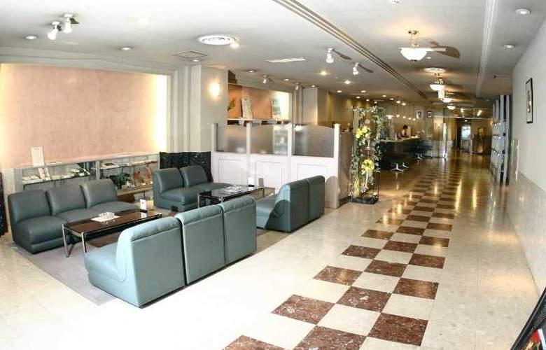 Hotel Pearl City Sendai - Hotel - 4