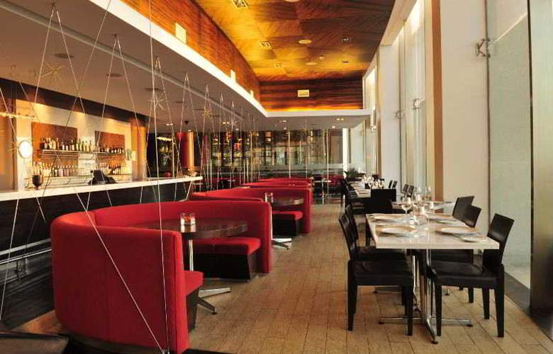 Enjoy Coquimbo Hotel de la Bahia - Restaurant - 22
