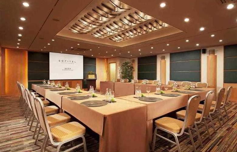 Sofitel Shanghai Hyland - Hotel - 23