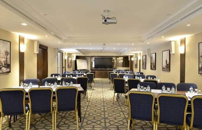 Nidya Hotel Galataport - Conference - 23