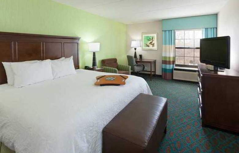 Hampton Inn Franklin/Milford - Hotel - 3