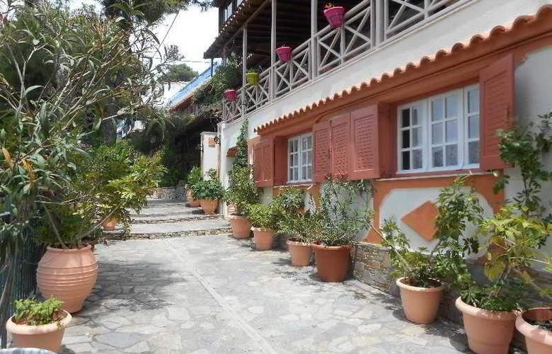 Galazios Kolpos Pension - Hotel - 2