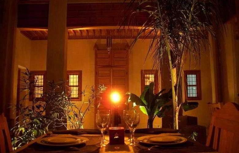 Riad al Ksar & Spa - Restaurant - 4
