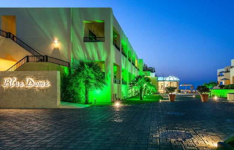 Blue Dome - Hotel - 8