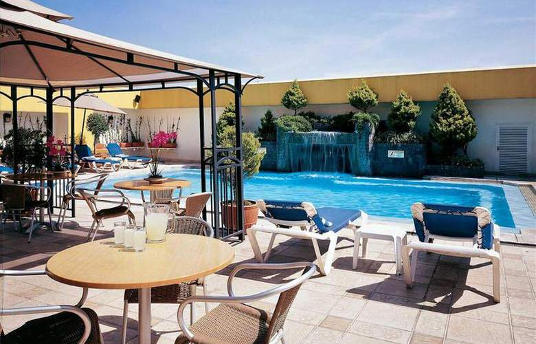 Novotel México Santa Fe - Hotel - 55