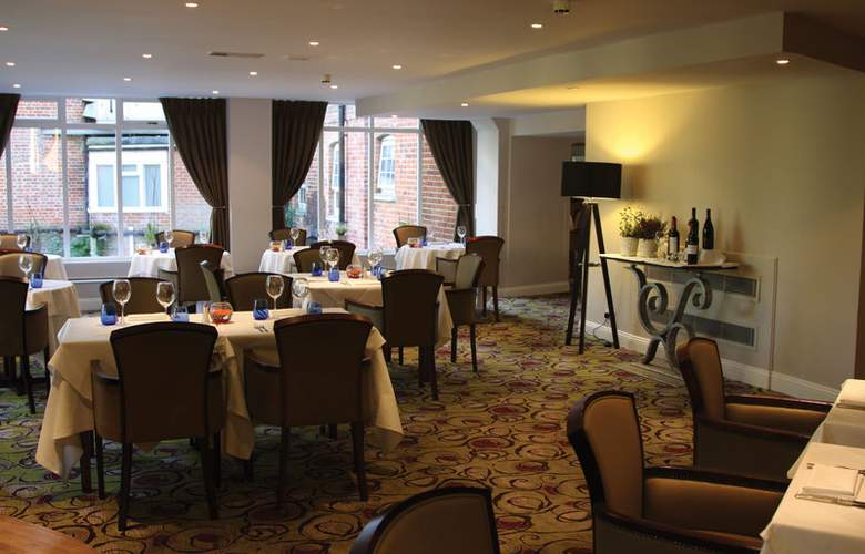 Best Western Reading Moat House - Restaurant - 54
