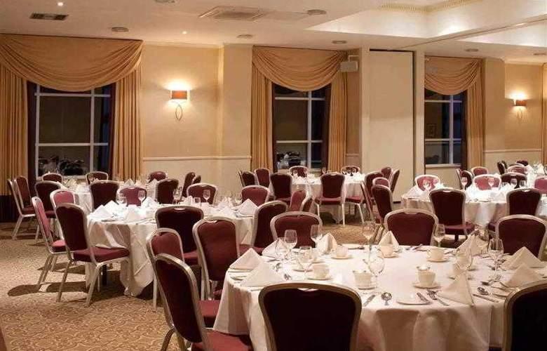 Mercure Brandon Hall Hotel & Spa - Hotel - 27