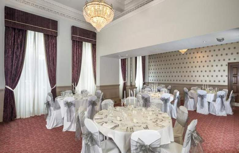 Crowne Plaza Edinburgh - Royal Terrace - Conference - 22