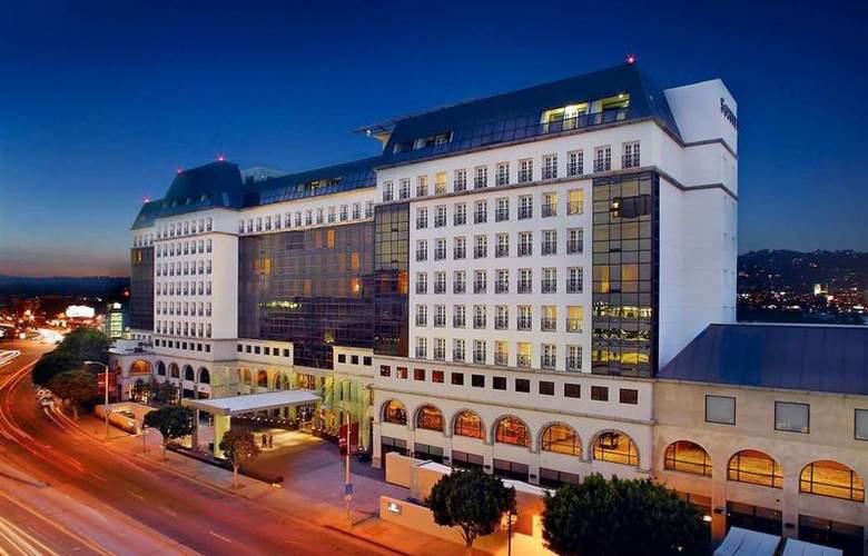 Sofitel Los Angeles - Hotel - 31