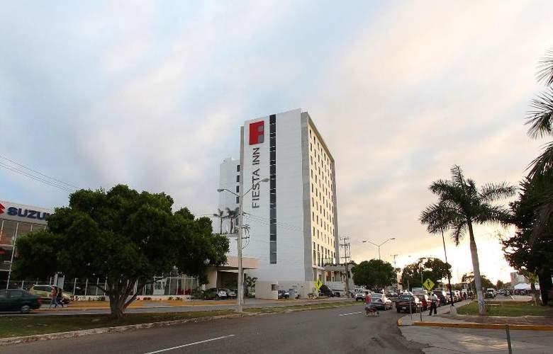 Fiesta Inn Merida - Hotel - 0