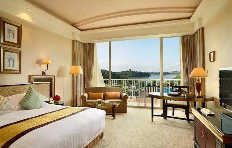 Sofitel Dongguan Golf Resort - Hotel - 5