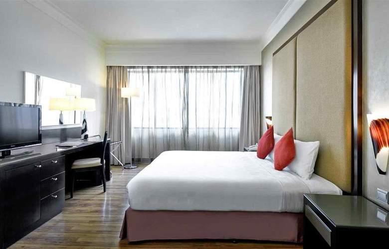 Novotel Kuala Lumpur City Centre - Room - 2