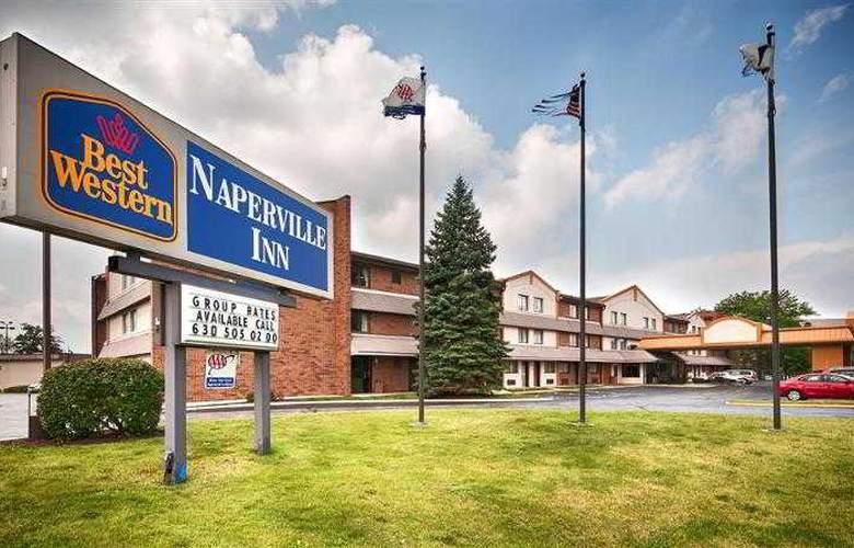 Best Western Naperville Inn - Hotel - 2