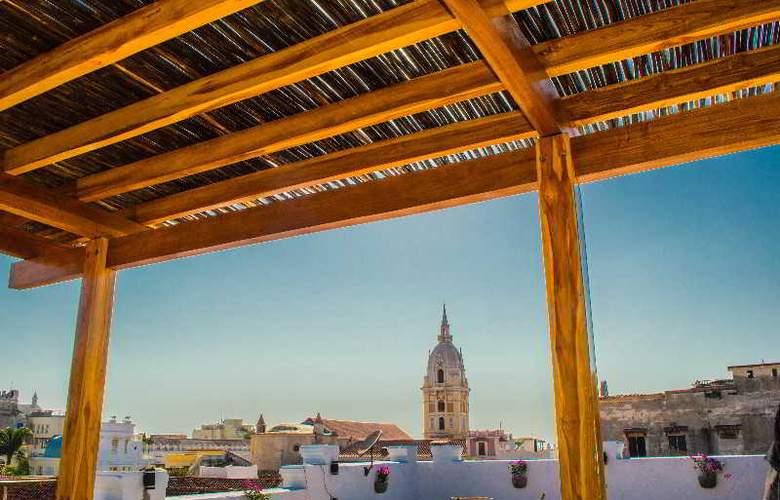 Balcones de Alheli Bed and Breakfast - Terrace - 1
