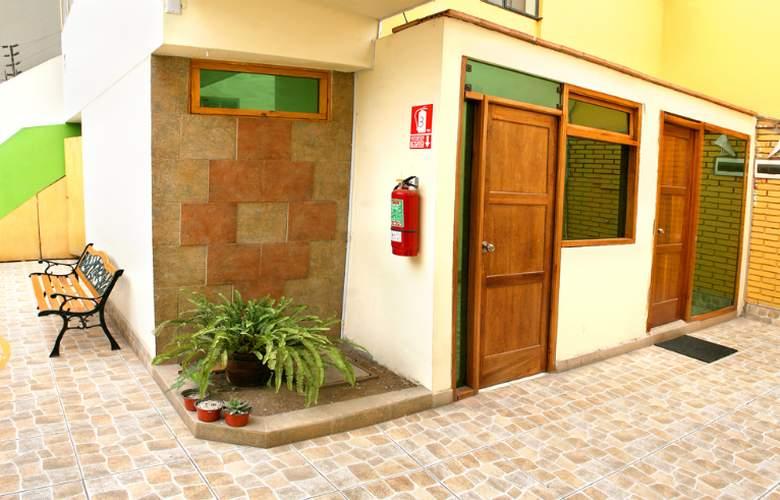 B&B Miraflores Wasi Tarapaca - Hotel - 0